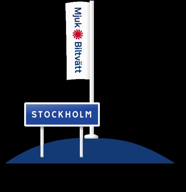 Mjuk Biltvätt Stockholm